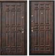 Стальная дверь «ПАРАЛЛЕЛЬ»